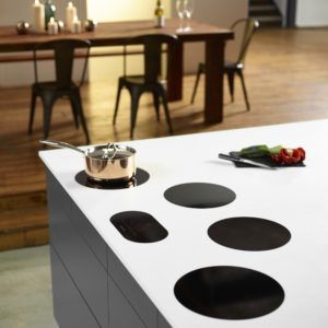 Caple C950I Multizone Frameless Induction Hob – BLACK