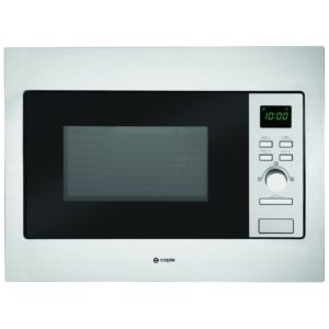 Caple CM123 Classic Built In Microwave & Grill For Tall Housing – STAINLESS STEEL