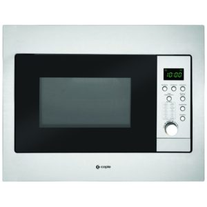 Caple CM126 Classic Built In Combination Microwave For Tall Housing – STAINLESS STEEL
