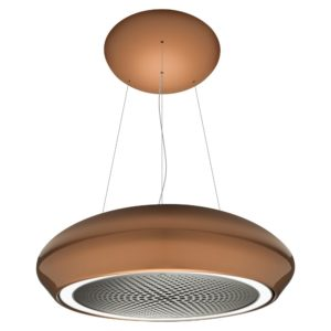 Caple CR700 Ceramica Island Hood – COPPER