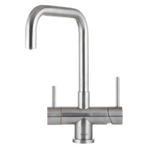 Caple VAPQ3IN1SS Vapos 3-In-1 Steaming Hot Water Tap – STAINLESS STEEL