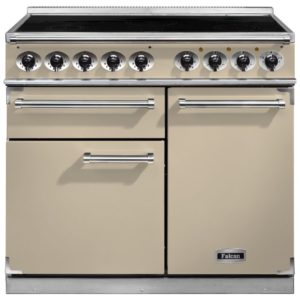 Falcon F1000DXEICR/C F1000 Deluxe Induction Range Cooker – CREAM