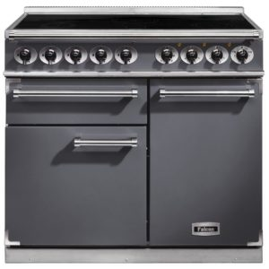 Falcon F1000DXEISL/N F1000 Deluxe Induction Range Cooker – SLATE