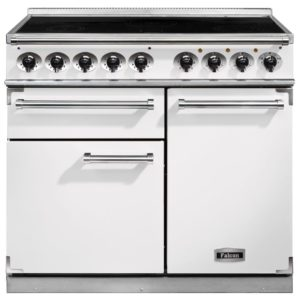 Falcon F1000DXEIWH/N F1000 Deluxe Induction Range Cooker – WHITE