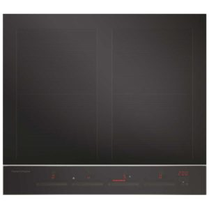 Fisher Paykel CI604DTB3 60cm Frameless 4 Zone Induction Hob – BLACK