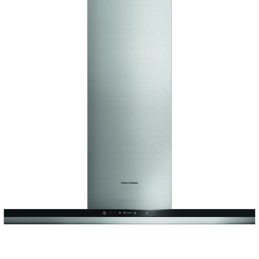Fisher and Paykel HC90BCXB2 90cm Designer Hood Stainless Steel