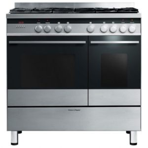 Fisher Paykel OR90LDBGFX2 90cm Dual Fuel Range Cooker – STAINLESS STEEL