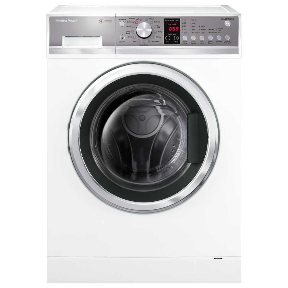 Fisher & Paykel WM1490P1 1400 Spin 9kg Washing Machine