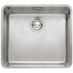 Franke KUBUS KBX110 45 Kubus Single Bowl Undermount Sink – STAINLESS STEEL