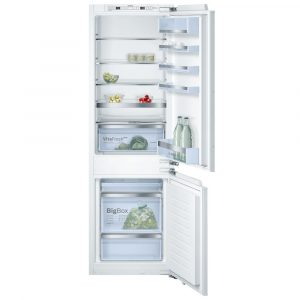 Bosch KIS86AF30G 177cm Serie 6 Integrated 60/40 Fridge Freezer