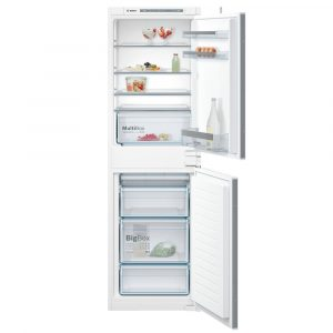 Bosch KIV85VS30G 177cm Serie 4 Integrated 50/50 Fridge Freezer