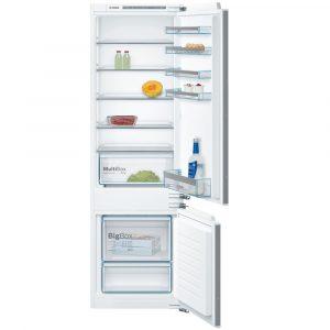 Bosch KIV87VF30G 177cm Serie 4 Integrated 70/30 Fridge Freezer