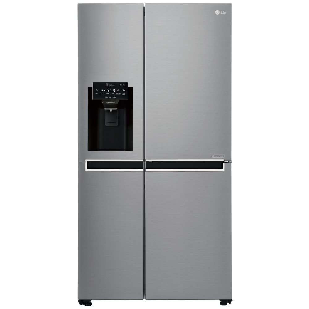 LG GSL760PZXV American Style Fridge Freezer With Ice & Water - STAINLESS STEEL