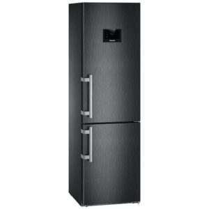 Liebherr CBNPBS4858 60cm Biofresh Frost Free Fridge Freezer – BLACK STEEL