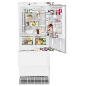 Liebherr ECBN5066 76cm Integrated Biofresh Fridge Freezer Right Hinged