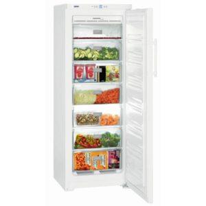 Liebherr GNP2713 60cm Freestanding Frost Free Freezer – WHITE