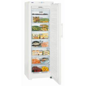 Liebherr GNP3013 60cm Freestanding Frost Free Freezer – WHITE