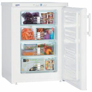 Liebherr GP1486 60cm Freestanding Undercounter Freezer – WHITE