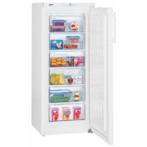 Liebherr GP2433 60cm Freestanding Freezer – WHITE