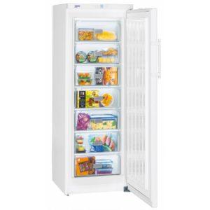 Liebherr GP2733 60cm Freestanding Freezer – WHITE