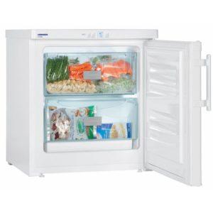 Liebherr GX823 55cm Freestanding Compact Freezer – WHITE