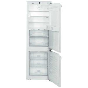 Liebherr ICBN3324 178cm Integrated 70/30 Biofresh Frost Free Fridge Freezer