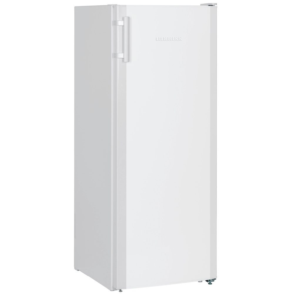 Liebherr K 2814-20 Freestanding 250L A + + White – combi-fridge (Freestanding, white, right, 250 L, sn-st, 40 dB)