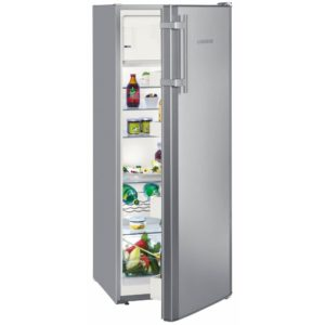 Liebherr KSL2814 55cm Freestanding Fridge With Icebox – SILVER