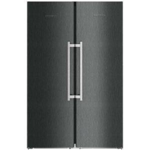 Liebherr SBSEF7242 121cm Side By Side Fridge Freezer – STAINLESS STEEL