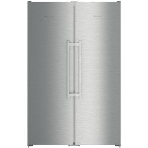 Liebherr SBSEF7242 121cm Side By Side Fridge Freezer – STAINLESS STEEL