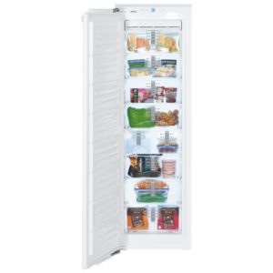 Liebherr SIGN3566 177cm Integrated In Column Frost Free Freezer With Icemaker