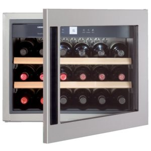Liebherr WKEES553 45cm Integrated In Column Wine Cooler – STAINLESS STEEL