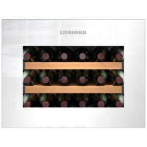Liebherr WKEGW582 45cm Integrated Grand Cru Wine Cooler – WHITE