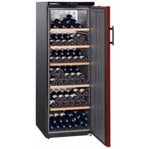 Liebherr WKR4211 60cm Freestanding Vinothek Wine Cooler – RED