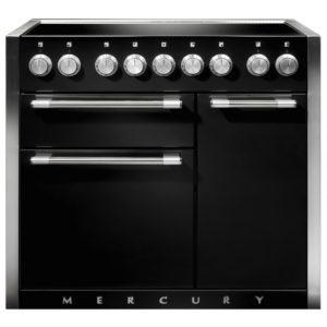 Mercury MCY1000EILQ 100cm Induction Range Cooker – LIQUORICE