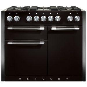 Mercury MCY1082DFLQ 1082mm Dual Fuel Range Cooker – LIQUORICE