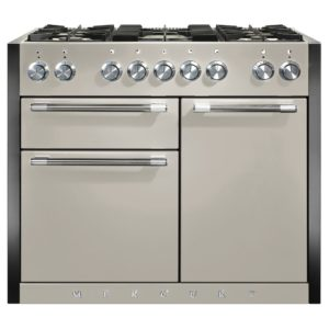 Mercury MCY1082DFOY 1082mm Dual Fuel Range Cooker – OYSTER