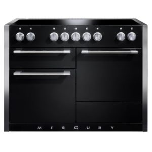 Mercury MCY1200EILQ 120cm Induction Range Cooker 96660 – LIQUORICE