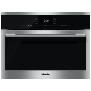 Miele H6500BMCLST ContourLine Built In Combination Microwave – STAINLESS STEEL