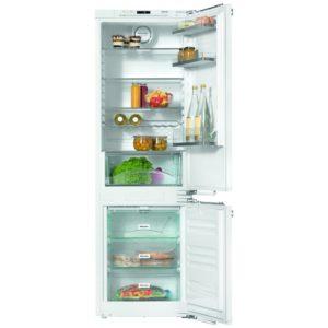 Miele KFN37432ID 177cm Integrated 70/30 Frost Free Fridge Freezer