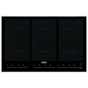 Miele KM6366-1 81cm Six Zone PowerFlex Induction Hob – STAINLESS STEEL