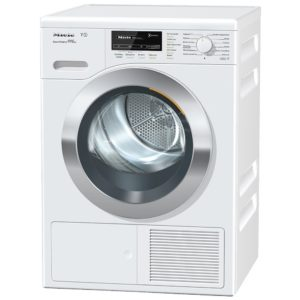 Miele TKG840WP 8kg T1 Heat Pump Condenser Tumble Dryer – WHITE