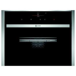 Neff C28MT27N0B N90 Built In Pyrolytic Combination Microwave – STAINLESS STEEL