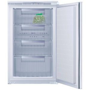Neff G1524X7GB 88cm Series 1 Integrated In Column Freezer