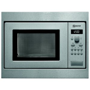 Neff H53W50N3GB N30 50cm Built In Microwave For Wall Unit – STAINLESS STEEL