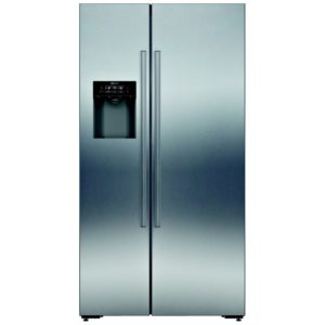 Neff KA3923I20G American Style Fridge Freezer With Ice & Water – STAINLESS STEEL