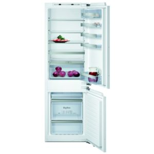 Neff KI7863D30G 177cm Integrated 60/40 Frost Free Fridge Freezer