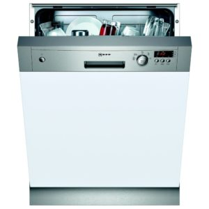 Neff S41E50N1GB 60cm Semi Integrated Dishwasher – STAINLESS STEEL
