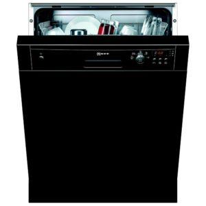 Neff S41E50S1GB 60cm Semi Integrated Dishwasher – BLACK