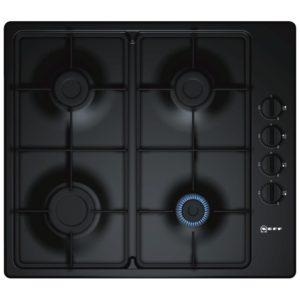 Neff T26BR46S0 60cm 4 Burner Gas Hob – BLACK